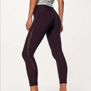 Lululemon Meant to Move 7/8 Tights